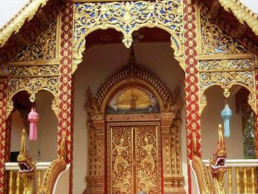 Foto: Kuil Terindah di Chiang Mai