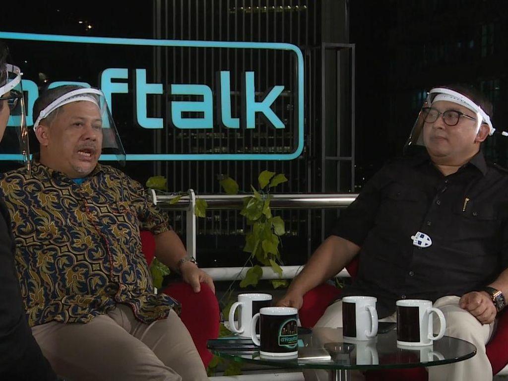 Fahri-Fadli Jawab Layakkah Mereka Dapat Penghargaan dari Jokowi