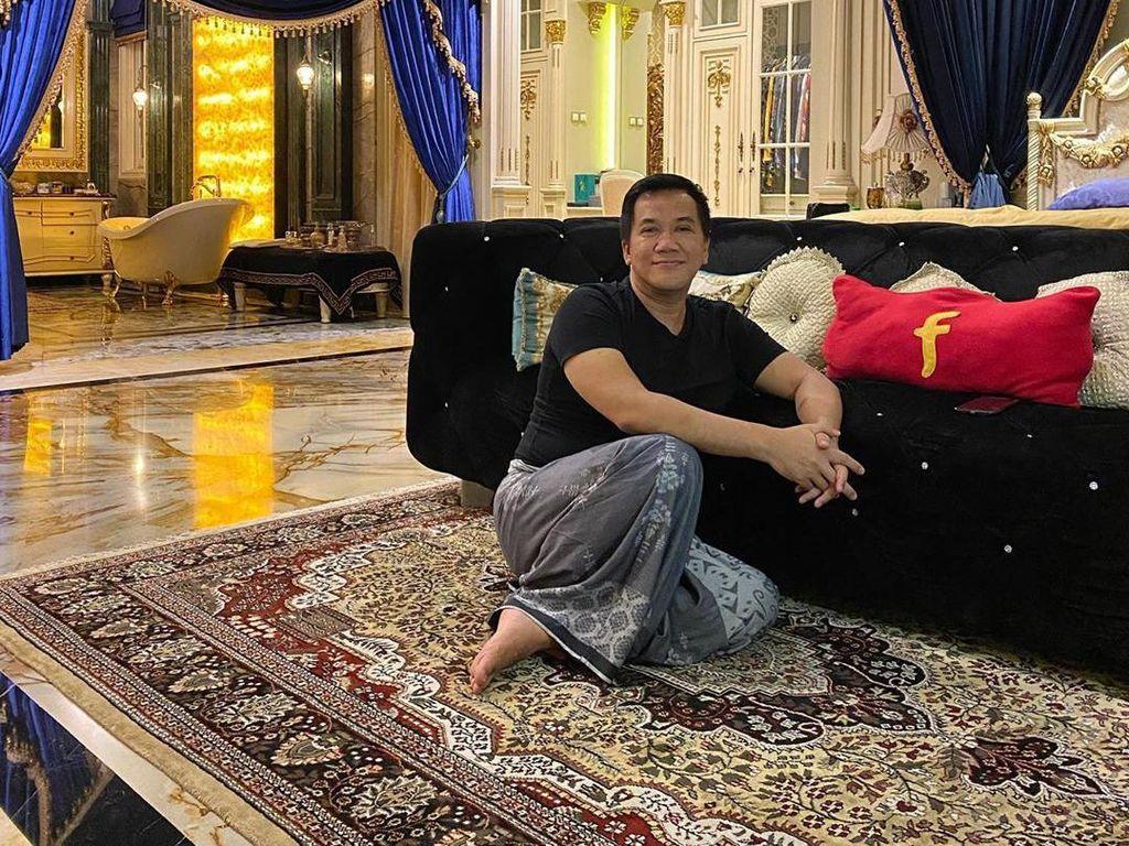 Tawar Rumah Ahmad Dhani Rp 100 M, Intip Rumah Crazy Rich Pondok Indah