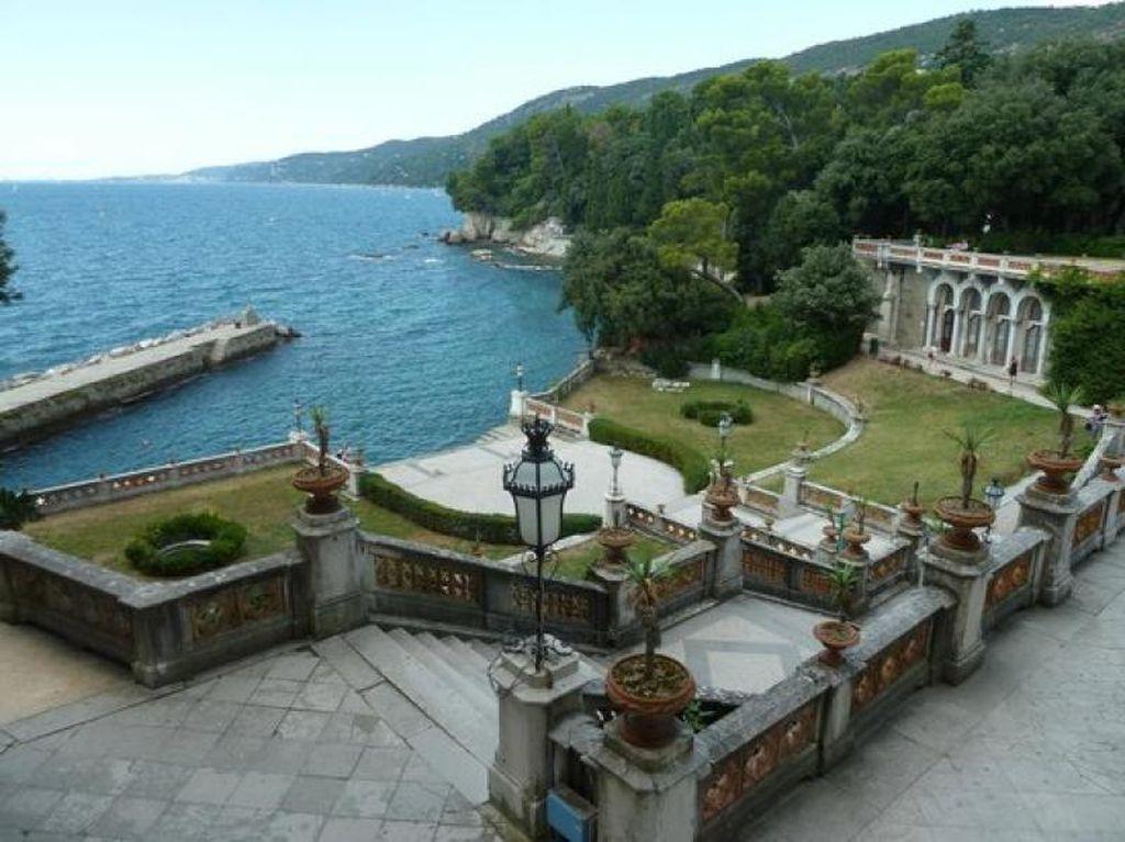Trieste, Kota Tepi Pantai di Italia yang Indah