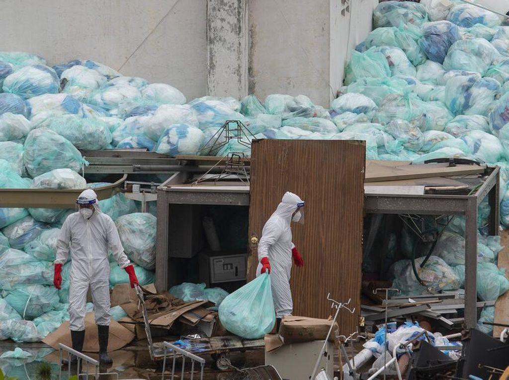 Limbah Medis Jadi Masalah Baru di Meksiko