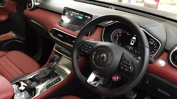 MG HS, produk kedua MG Motor Indonesia, resmi meluncur pada 13 Agustus 2020.