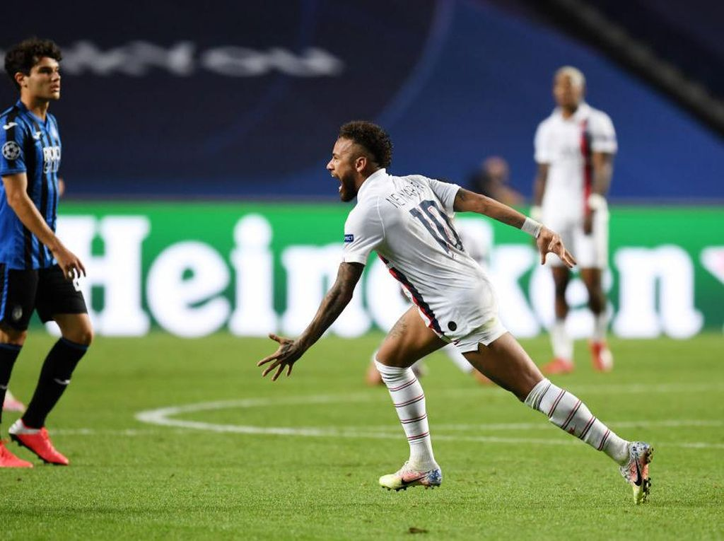 Kata-kata Bijak Neymar Usai PSG ke Semifinal Liga Champions