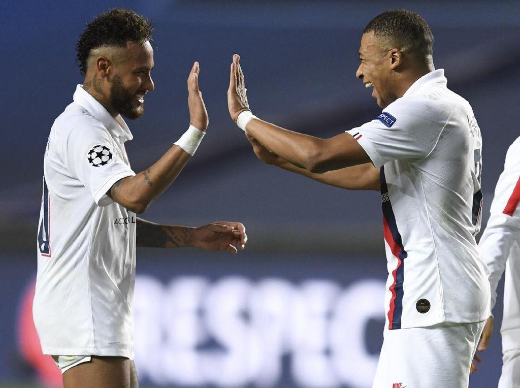 PSG & Bayang-bayang Kegagalan 6 Debutan Final Liga Champions Terakhir