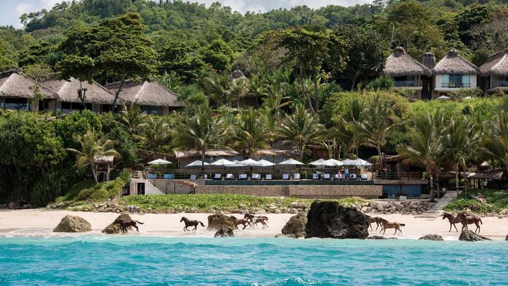 Foto: Pantai Nihiwatu, Pantai Cantik Kebanggaan Sumba