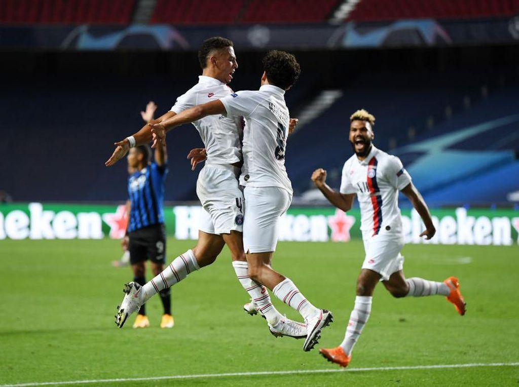 PSG Akhirnya Bisa Juga Kalahkan Tim Italia