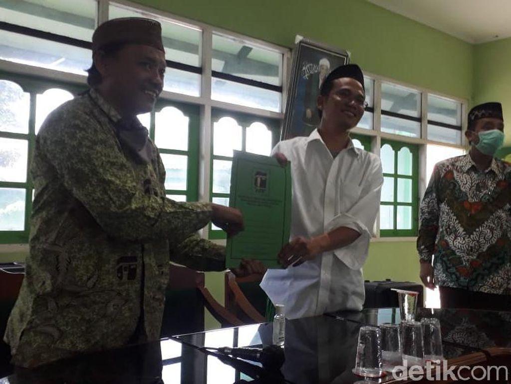 Gus Umam Jadi Plt Ketua DPC PPP Rembang Gantikan Mendiang Gus Kamil