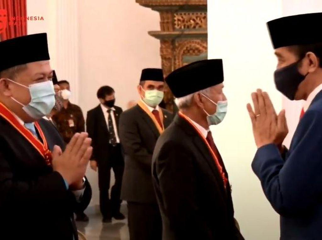 Chit-chat Jokowi-Fahri yang Kian Hangat