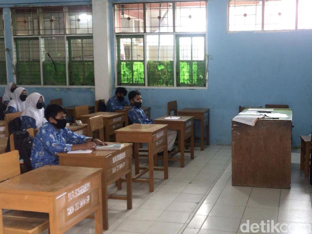 Padang Panjang Zona Kuning, Sekolah Tatap Muka Mulai Hari Ini