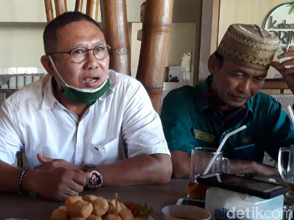 Pencalonan Gus Ipul di Pilkada Kota Pasuruan Mendapat Penolakan