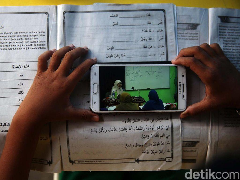 Dukung Siswa Belajar Online, Pemkab Aceh Tamiang Pasang WiFi Gratis di Masjid