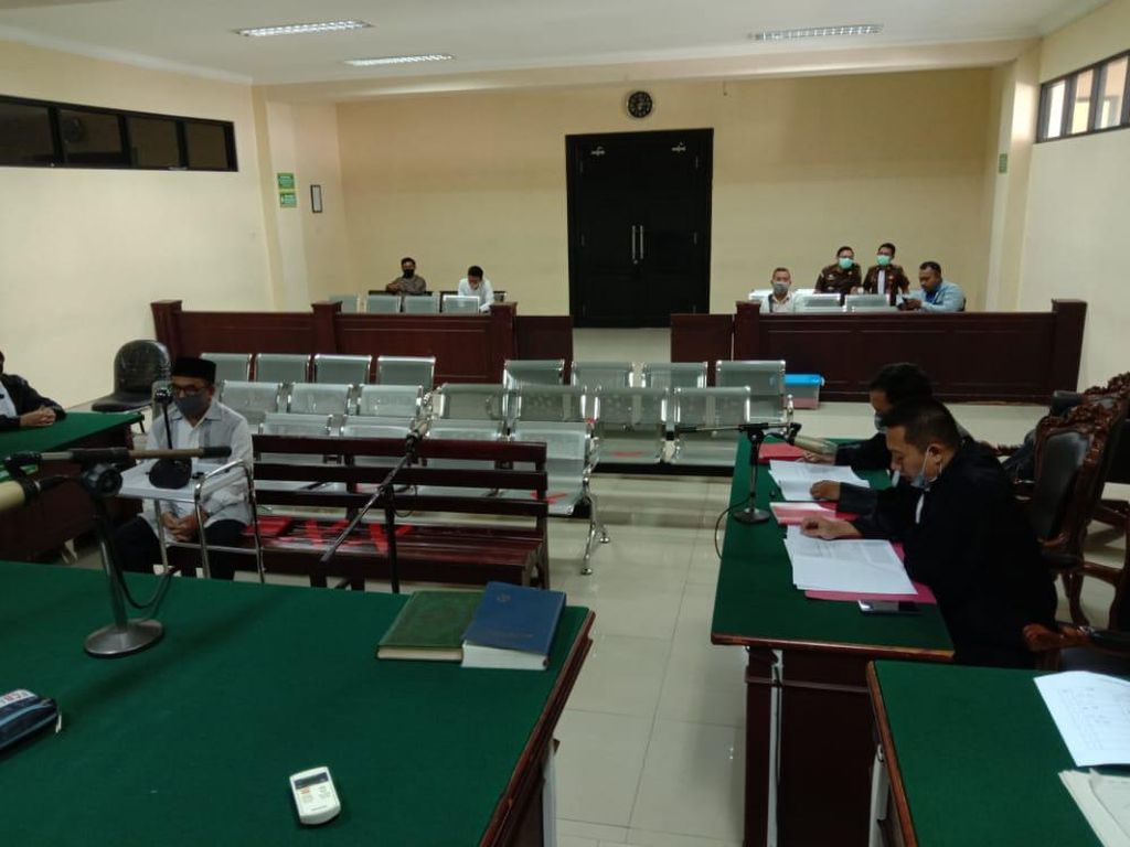 Korupsi Dana Kapitasi, Mantan Kadinkes Malang Dituntut 10 Tahun Penjara