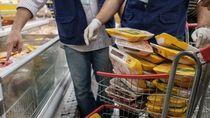 Ayam Beku dari Brasil yang Diimpor China Terkontaminasi Corona