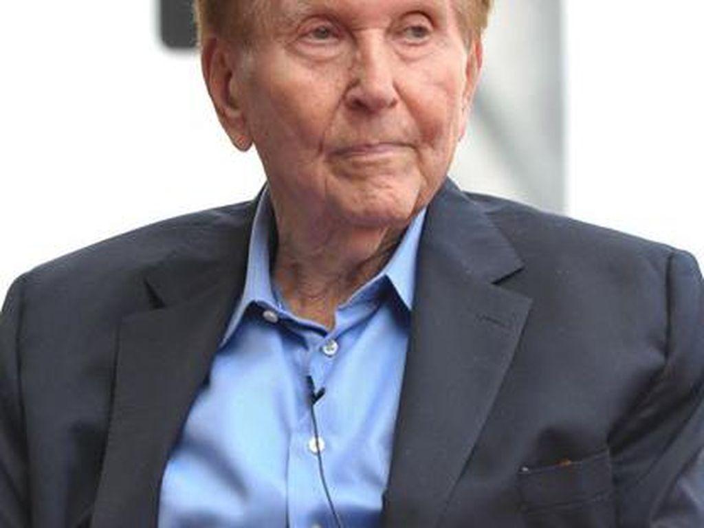 Konglomerat Media AS, Sumner Redstone Tutup Usia 97 Tahun