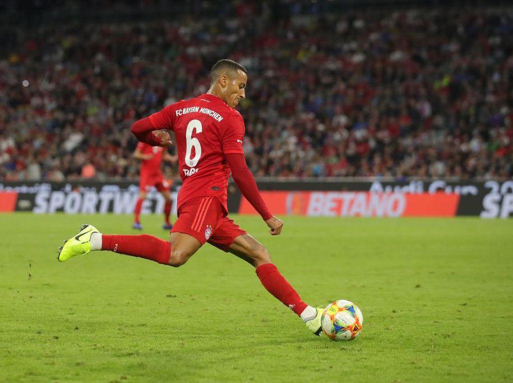Hamann: Thiago Bisa Memberikan Warna Baru untuk Liverpool