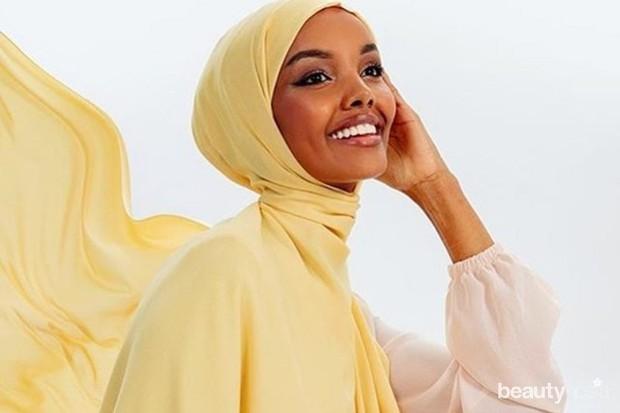 tips pilih hijab untuk kulit gelap, hampir semua warna cocok dan dianjurkan pakai warna menyala seperti hijau stabilo, kuning, dan warna neon lain