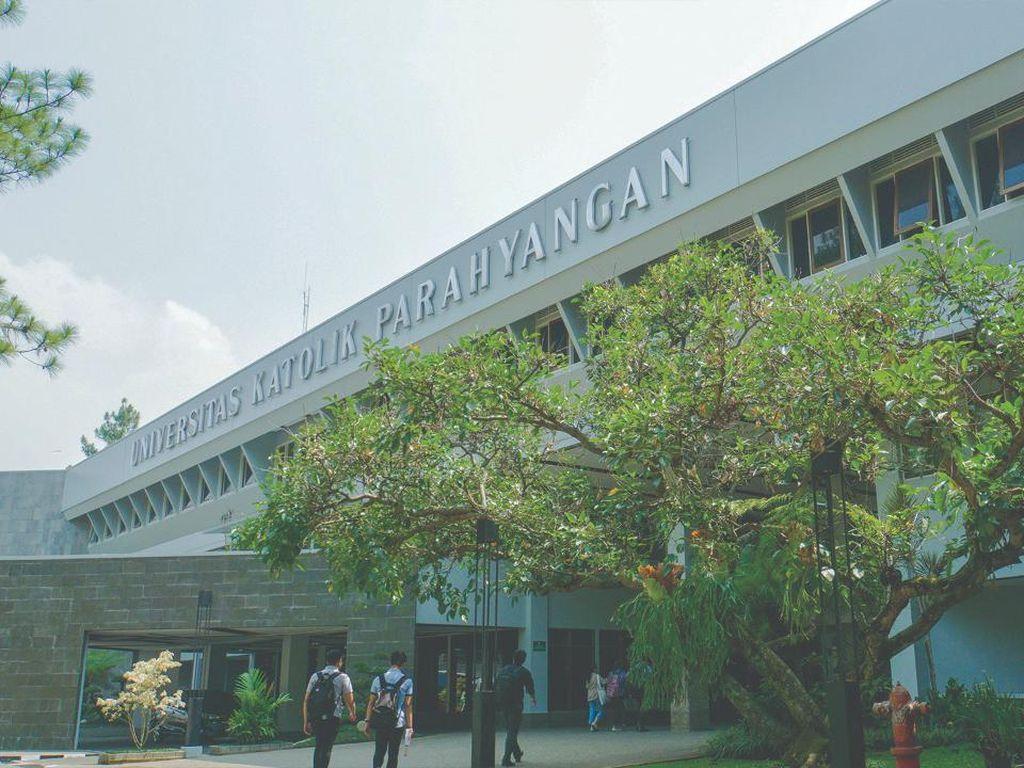 Unpar Buka Kesempatan Ujian Masuk Gelombang 4 hingga 24 Agustus