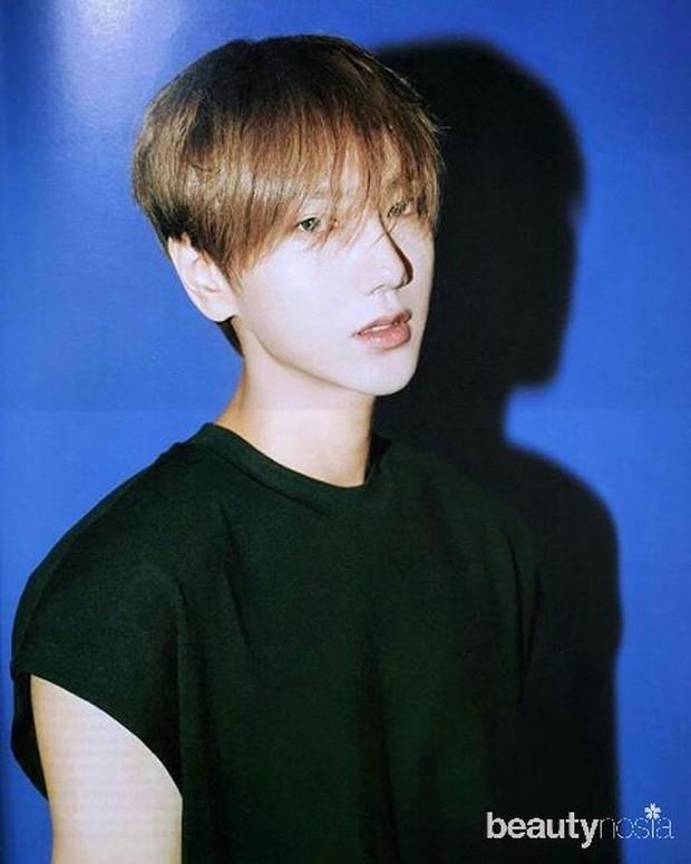 Sebelumnya bernama Kim Jongwoon kemudian diganti menjadi Jonghoon.