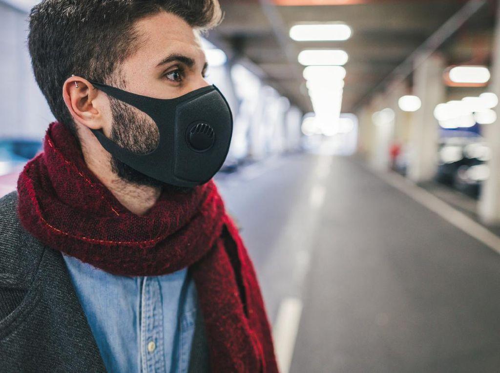 Kata Dokter Paru Soal CDC Larang Masker yang Ada Exhaust-nya