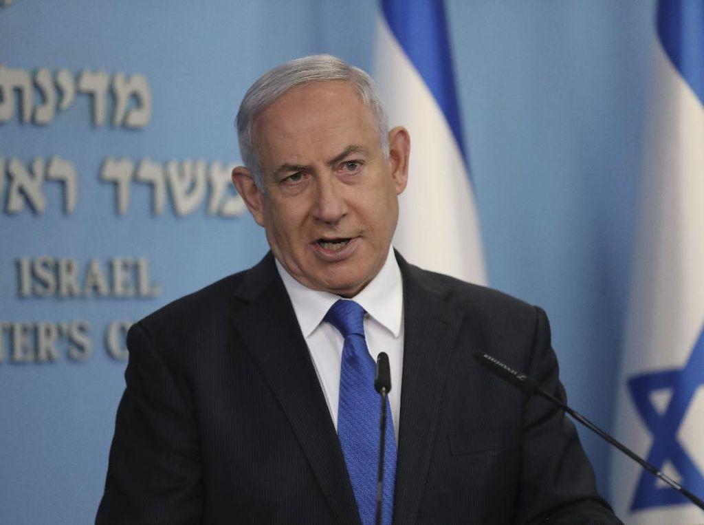 Pernyataan Israel Tangguhkan Sementara Pencaplokan Tepi Barat
