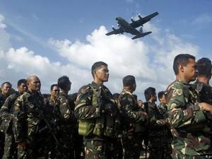 Dikenal Brutal, Tokoh Sentral Abu Sayyaf Serahkan Diri ke Militer Filipina