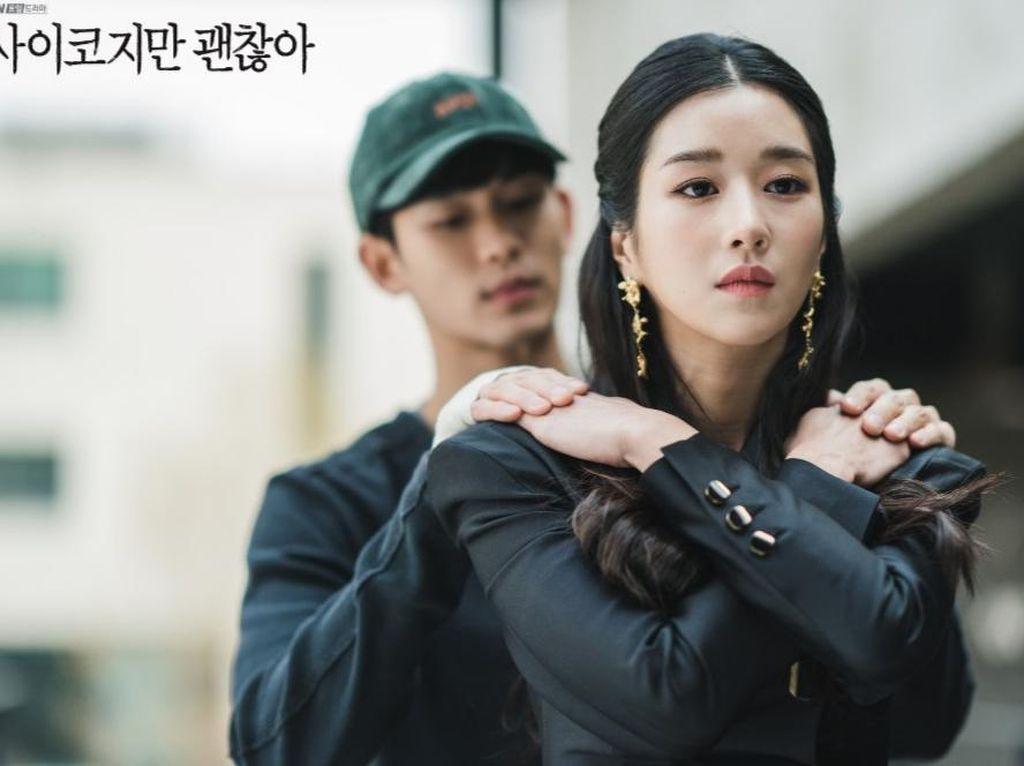 Hits di Drama Korea, Psikolog Bagikan Tips Butterfly Hug