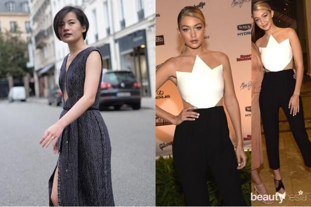 Desainer Indonesia yang karyanya dipakai seleb Hollywood.