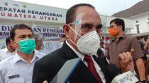 Gubsu Sebut UU Ciptaker Tak Serta-merta Diterapkan Usai Diketok DPR