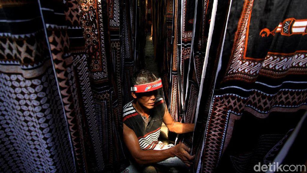 Industri Batik Rumahan Ini Tembus Pasar ASEAN