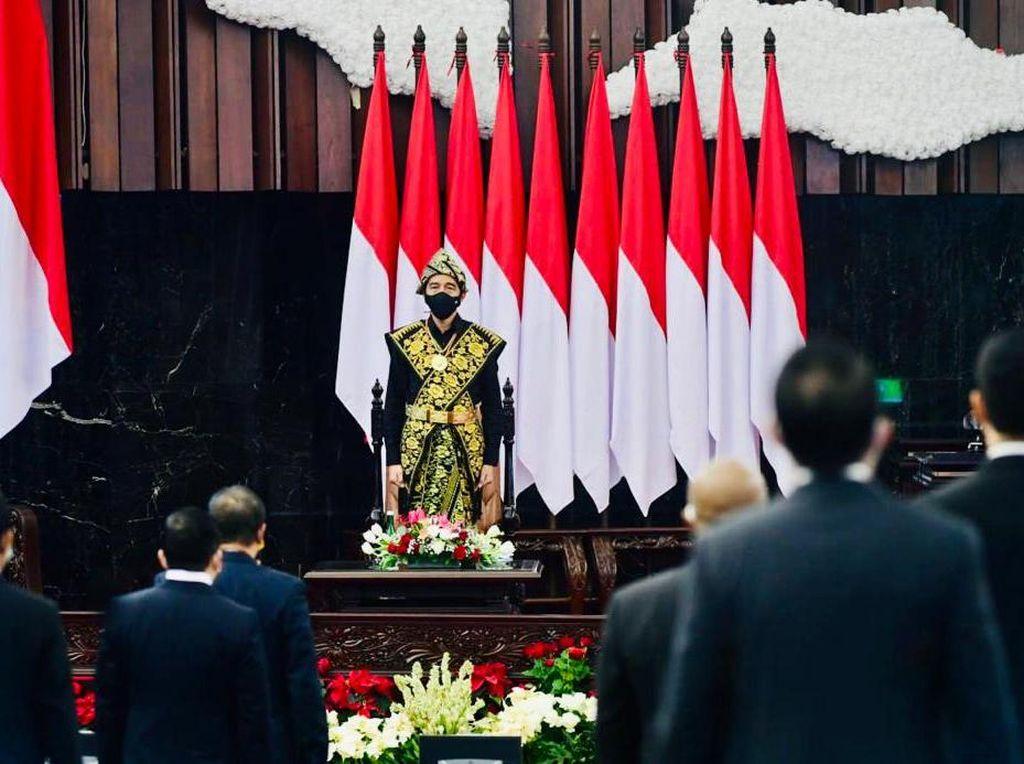 Jokowi: Pemerintah Tak Pernah Main-main Berantas Korupsi