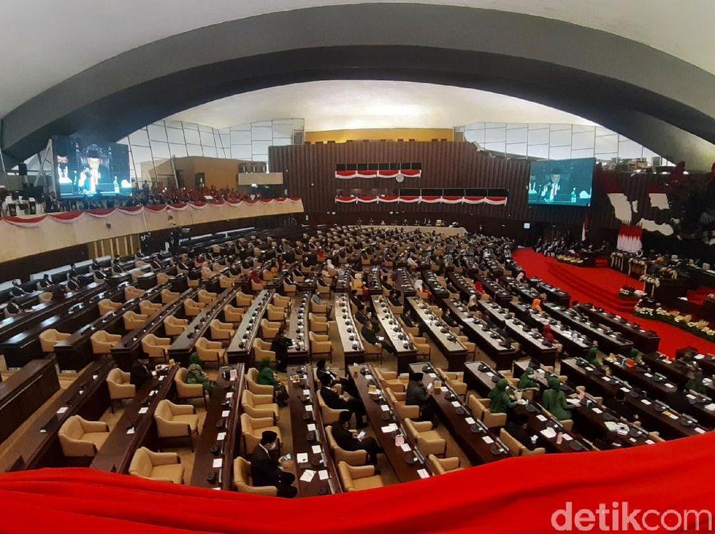 Doa Politikus PDIP di Sidang Tahunan: Singgung Kaum Nabi Luth dan Corona