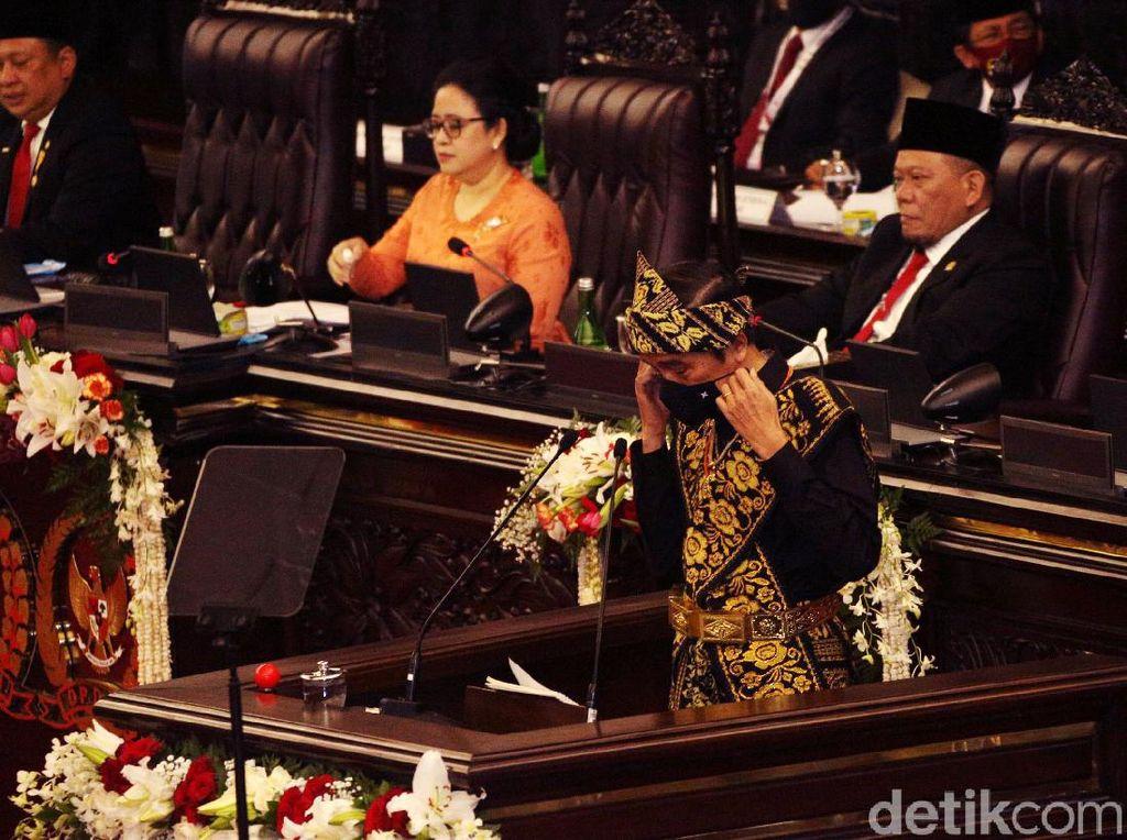 Jokowi Siapkan Rp 30,5 T untuk Transformasi Digital 2021
