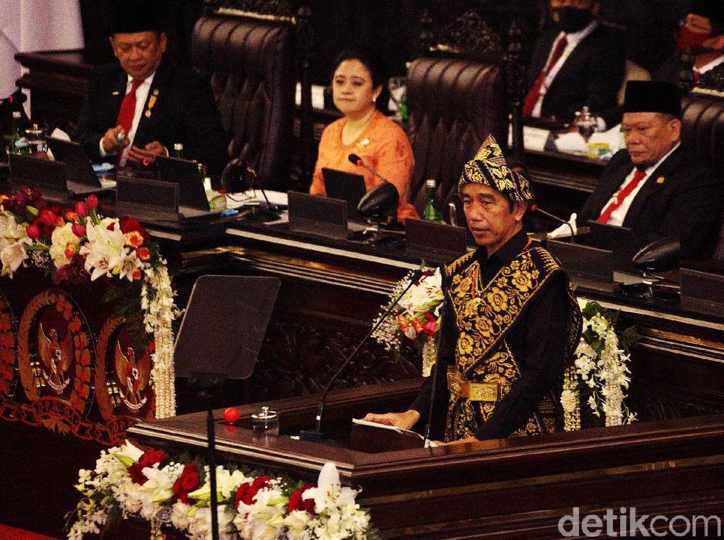 Jokowi Guyur Rp 796 T Buat Transfer ke Daerah 2021, Buat Apa Saja?