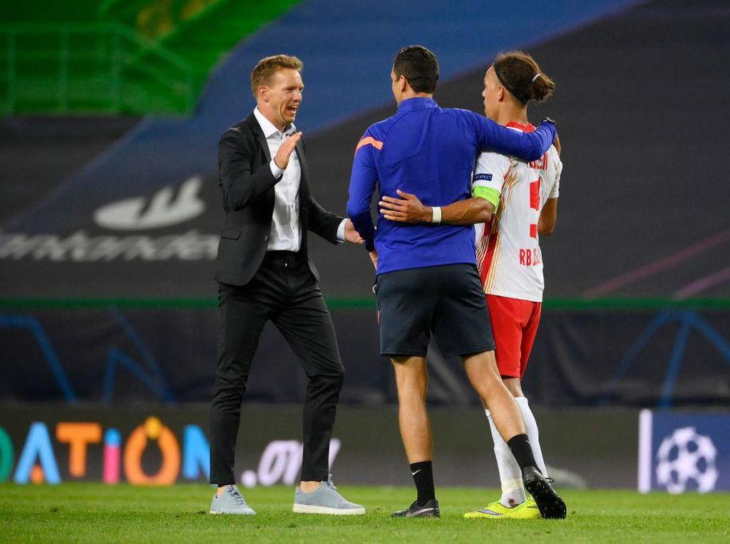 Julian Nagelsmann, Pelatih Termuda di Semifinal Liga Champions