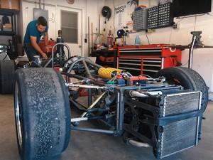 Saat Porsche Boxster Ditelanjangi dan Dijadikan F1 1960