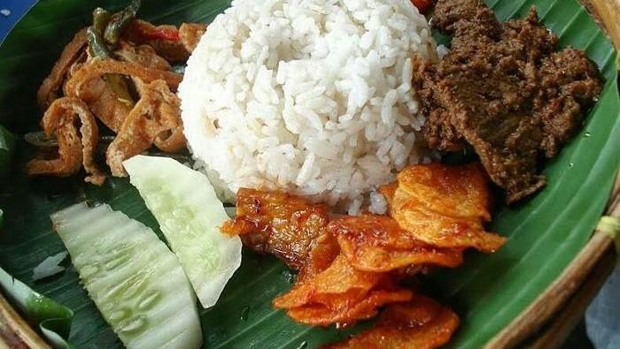 5 Olahan Nasi Lezat Khas Sumatera, Nasi Kentut Sampai Nasi Minyak