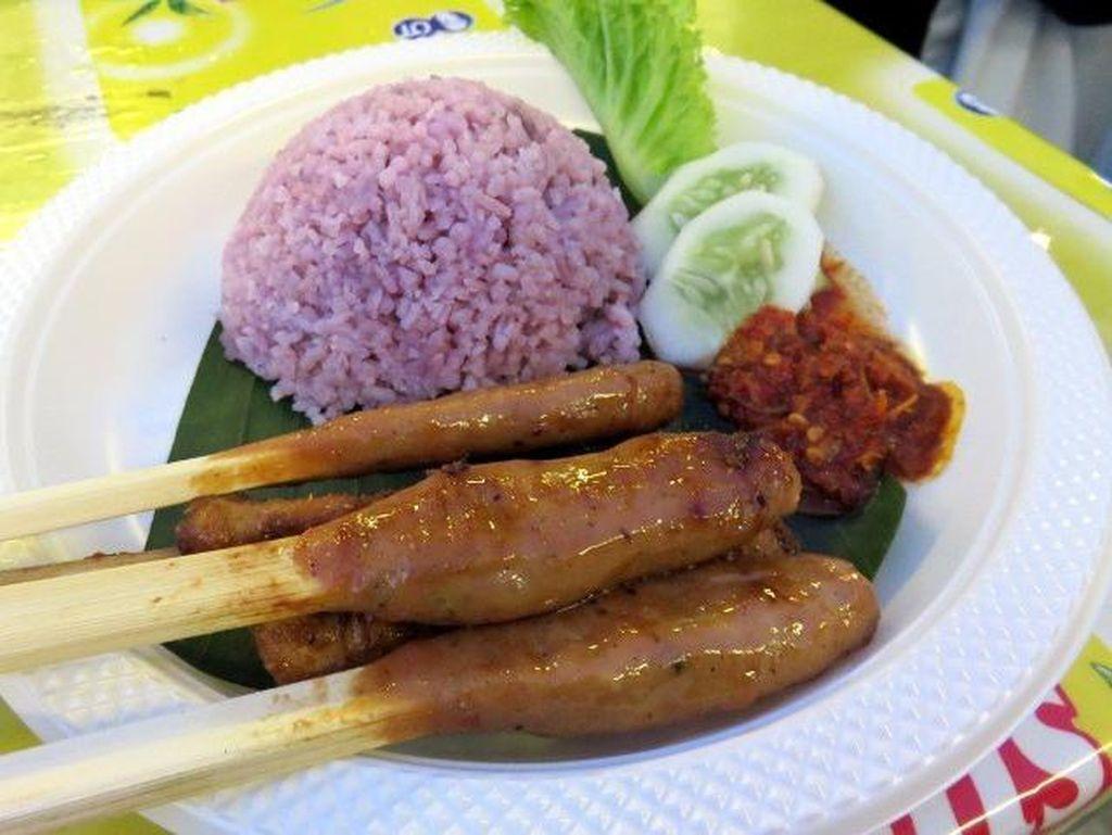 Nasi Subut, Olahan Nasi Khas Kalimantan Utara yang Legit