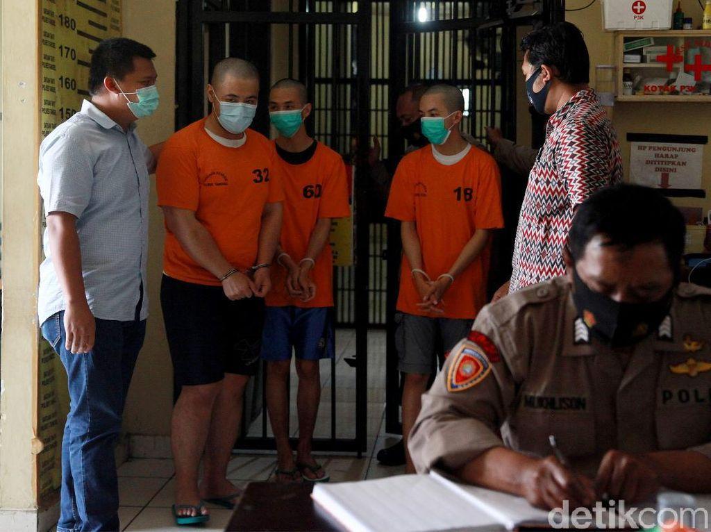 Praperadilan Ditolak, 3 Tersangka Penembakan di Tangerang Siap Disidang