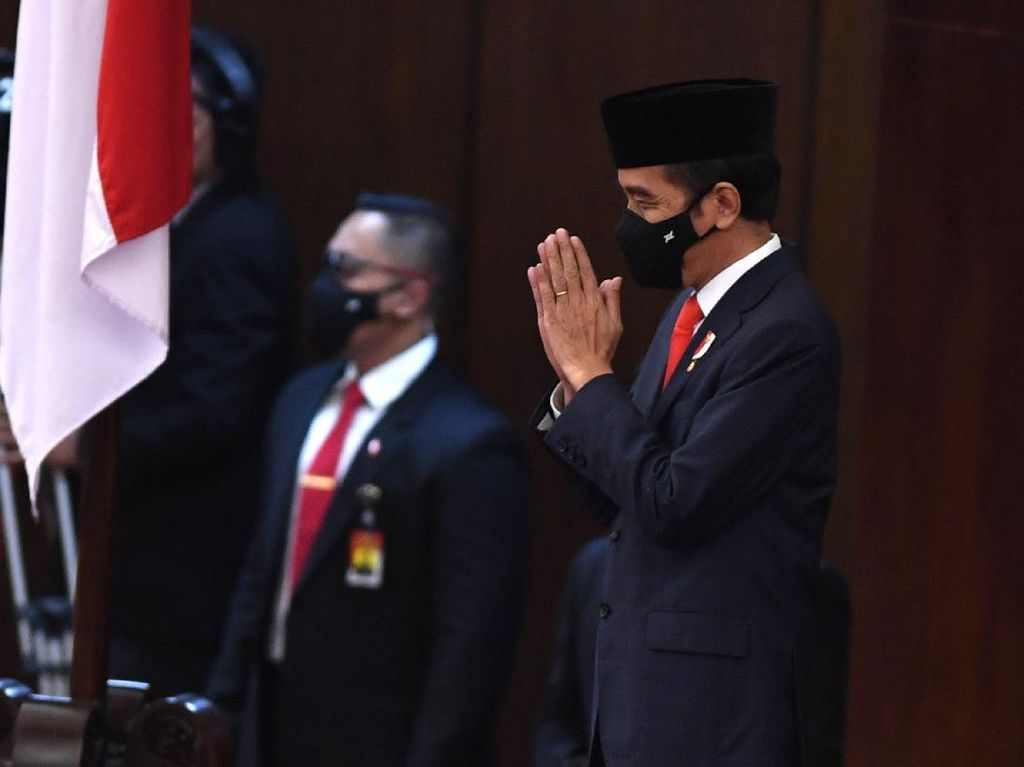 Jokowi Mau Bikin Akses Internet untuk 4.000 Desa Tahun 2021