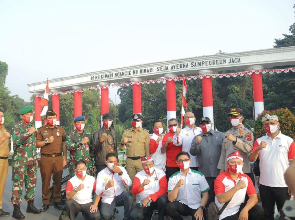 Warga Kota Bogor Diimbau Tak Gelar Perayaan HUT RI Ke-75