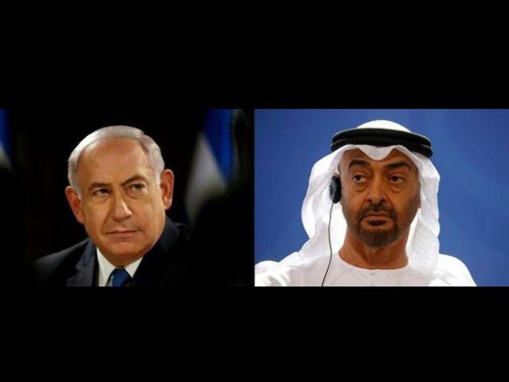 Ditengahi Trump, Israel-UEA Sepakati Perjanjian Damai