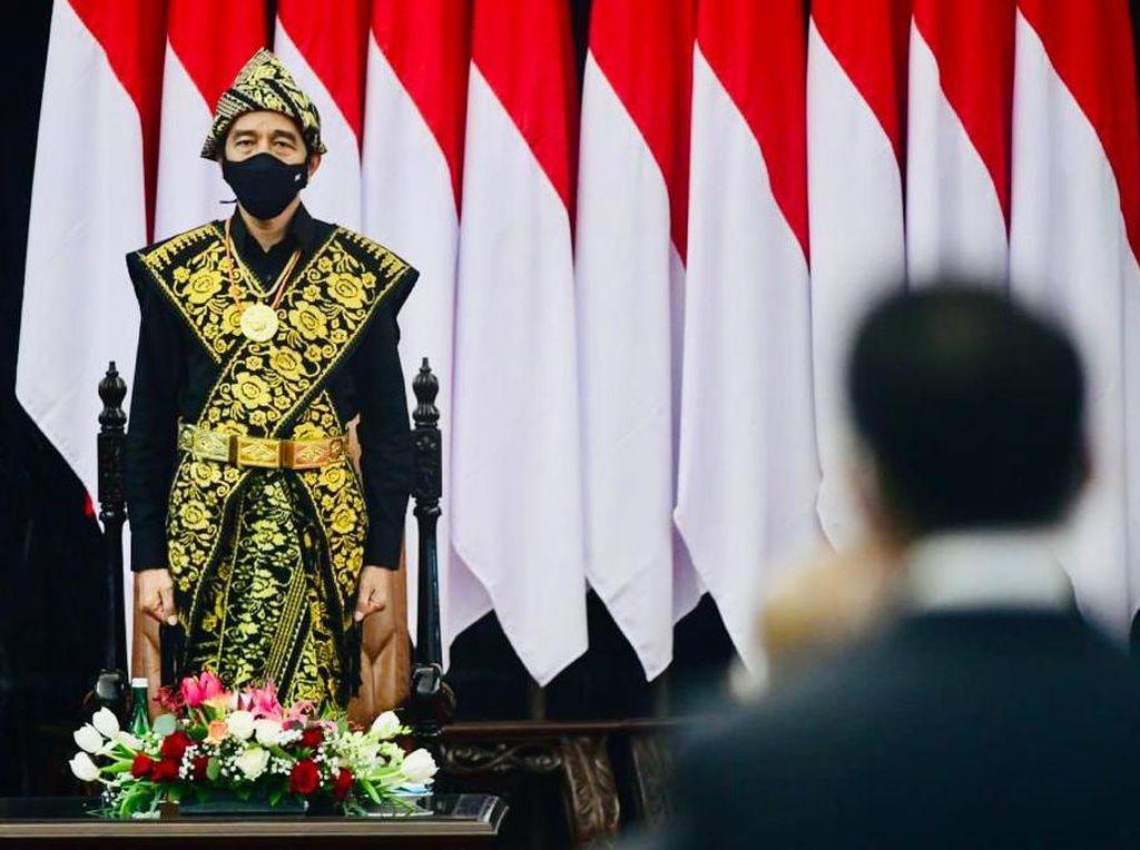 Program Penanganan COVID-19 MPR Diapresiasi Presiden Jokowi