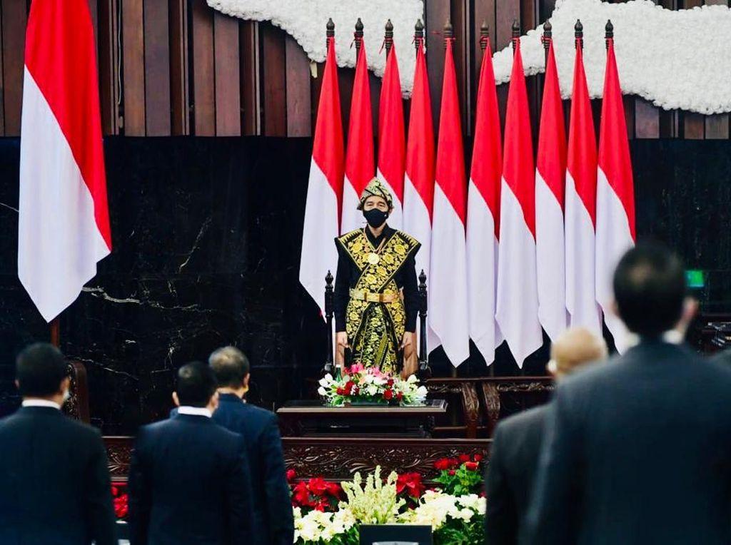 Jokowi Bicara Lagi Regulasi yang Rumit dan Tumpang Tindih
