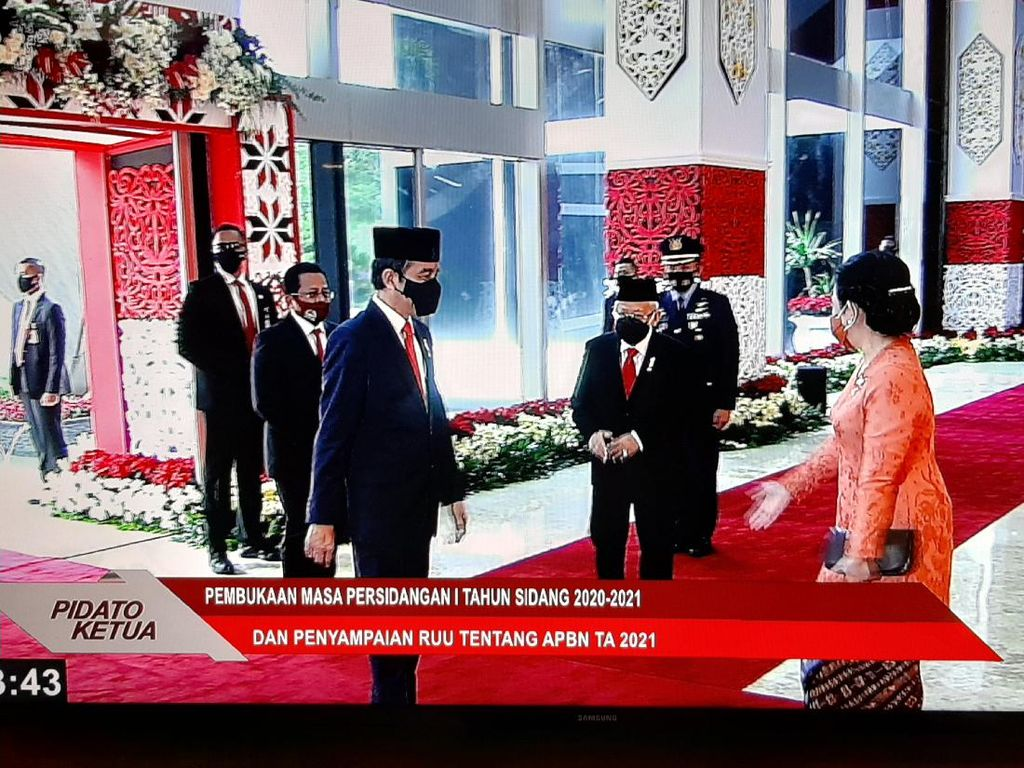 Jokowi Anggarkan Rp 549,5 T untuk Pendidikan di 2021, Ini Rinciannya