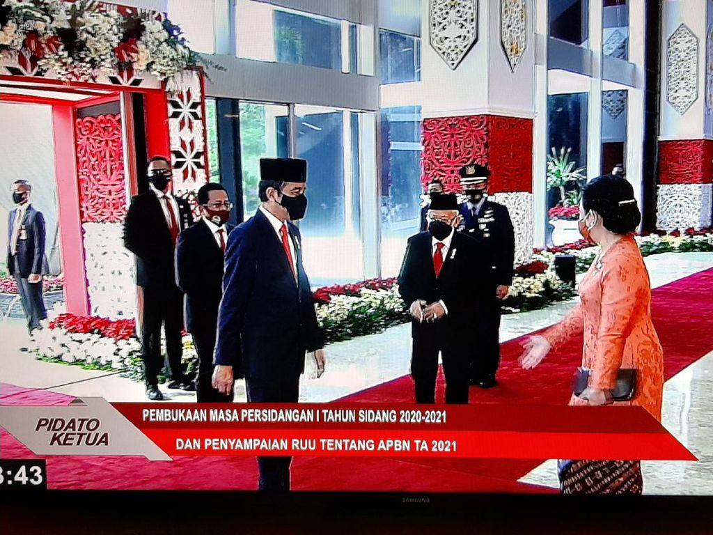 Jokowi Anggarkan Rp 356 T Buat Pemulihan Ekonomi 2021, Ini Rinciannya