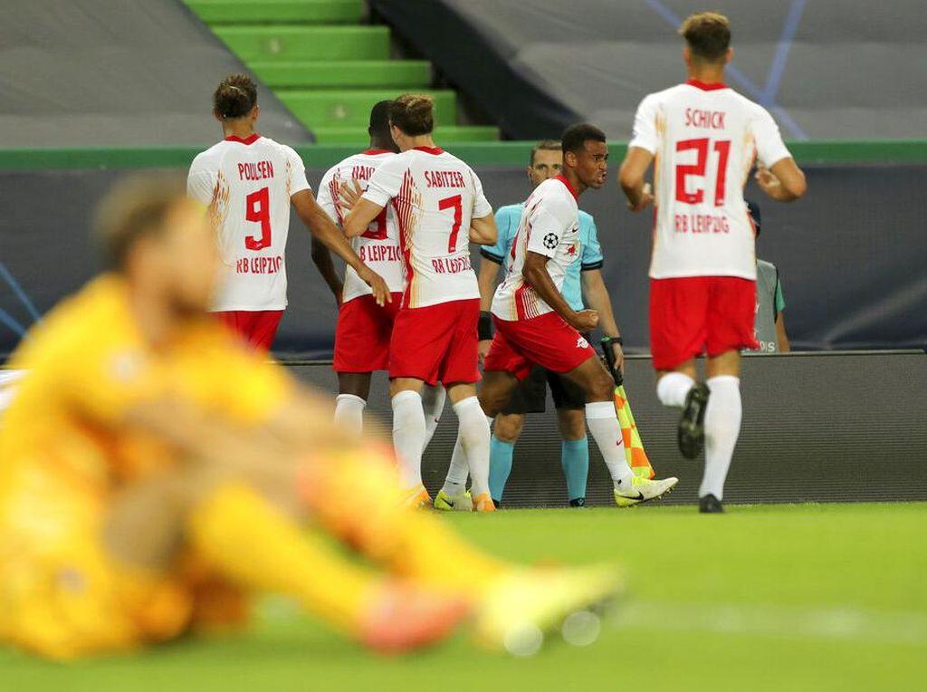 RB Leipzig Bisa Juara Liga Champions? Nagelsmann Bilang Begini