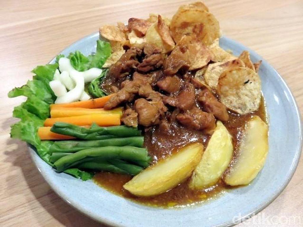 Resep Bistik Ayam yang Gurih Manis