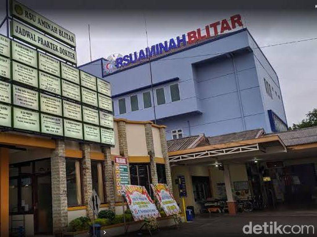 Pasien RS Swasta di Kota Blitar Turun 50% Karena Warga Takut COVID-19
