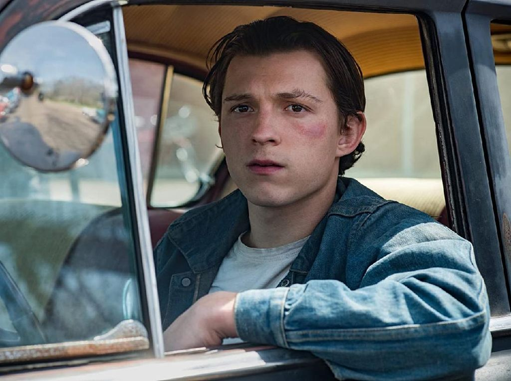 The Devil All The Time Jadi Loncatan Karier Tom Holland