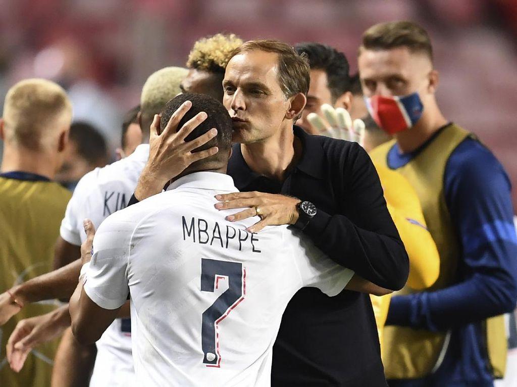 Sukses PSG ke Semifinal Diwarnai Denda UEFA, Gara-gara Tuchel